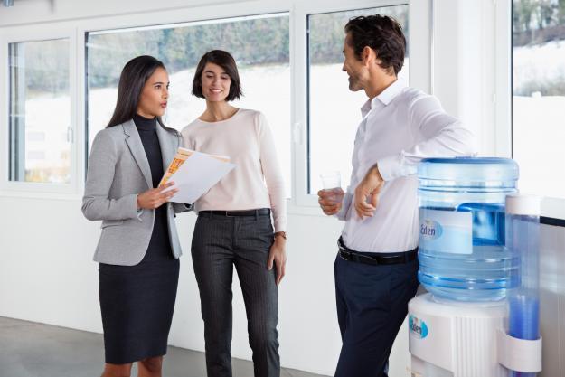 Joogivesi & allikavesi kontorisse – Vee tellimine
